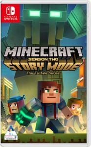 Minecraft: Story Mode - Season Two (Nintendo Switch) - Cover