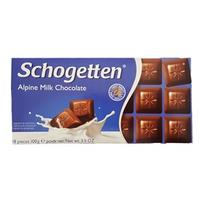 Schogetten - Alpine Milk Chocolate (100g)