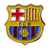 FC Barcelona - Club Crest Pin Badge