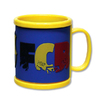 Barcelona - Club Crested Plastic Mug