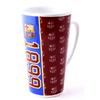 Barcelona - Club Crest & Year Of Establishment Latte Mug (Ceramic Boxed Mug)