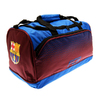 "Barcelona - Club Crest & Text ""FCB""  In The Fade Design (Holdall Bag)"