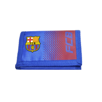 Barcelona - Club Crest In The Fade Design (Wallet) - Cover