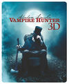 Abraham Lincoln: Vampire Hunter 3D Steelbook (Blu-ray)