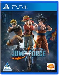 Jump Force (PS4) - Cover