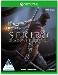 Sekiro: Shadows Die Twice (Xbox One) - Cover