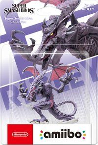 amiibo - Super Smash Bros. Collection - No. 65 Ridley (Nintendo Switch) - Cover
