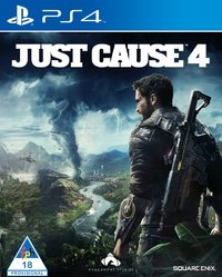 Just Cause 4 (PS4) - Cover