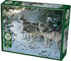 Cobble Hill - Wolf Trail Puzzle (1000 Pieces) Cover