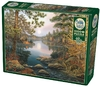 Cobble Hill - Deer Lake Puzzle (1000 Pieces) Cover