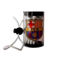 Barcelona - Club Crest Golf Tee Shaker - Cover