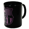 Barcelona - Club Crest Heat Changing 11oz Mug (Ceramic Boxed Mug)
