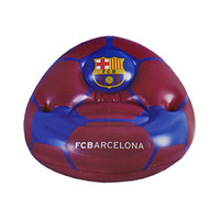 Barcelona - Club Crest & Colours Inflatable Chair - Cover