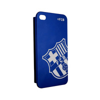 Barcelona - Club Crest iPhone 4/4S Hard Phone Case - Cover