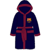 Barcelona - Club Crest Kids Bath Robe (Size 3-4)