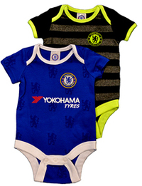 Chelsea - Bodysuit 16/17 (0/3 Months) - Cover