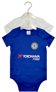 Chelsea - Bodysuit 17/18 (0/3 Months) - Cover