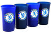 Chelsea - Coloured Shot Glass (Pack of 4)