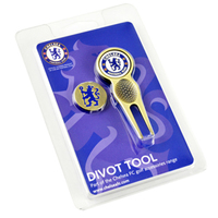 Chelsea - Golf Divot Tool and Ball Markers - Cover
