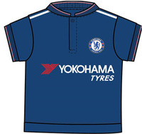 Chelsea - Kit Shirt (9/12 Months) - Cover