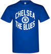 Chelsea - Mens Royal T-Shirt (X-Large)