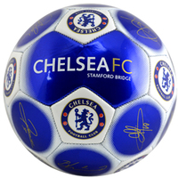 Chelsea - Signature Football - Size 5 - Cover