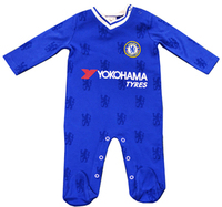 Chelsea - Sleepsuit 16/17 (12/18 Months) - Cover