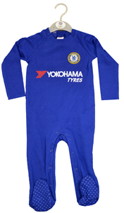 Chelsea - Sleepsuit 17/18 (3/6 Months) - Cover