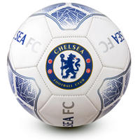Chelsea - White Prism Football - Size 5