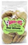 Barkery Bites - Wheat-Free Biscuits - Beef Biltong (150g)