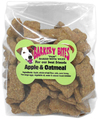 Barkery Bites - Whole-Wheat Biscuits - Apple & Oatmeal (250g) Cover