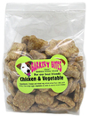 Barkery Bites - Whole-Wheat Biscuits - Chicken & Vegetable (250g) Cover