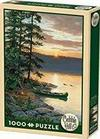 Cobble Hill - Canoe Lake Puzzle (1000 Pieces) Cover