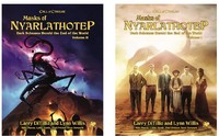 Call of Cthulhu: Masks Of Nyarlathotep Slipcase (Role Playing Game) - Cover