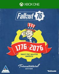 Fallout 76 - Tricentennial Edition (Xbox One) - Cover