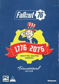 Fallout 76 - Tricentennial Edition (PC) - Cover