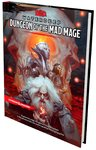 D&d Waterdeep Dungeon of the Mad Mage - Wizards Rpg Team (Hardcover)