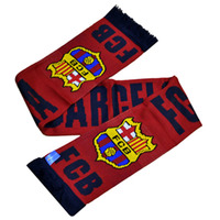Barcelona - Club Crest &  Name Scarf - Cover