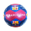 Barcelona - Club Crest & Printed Players Signature Football (Size 3)