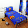 FC Barcelona - Patch Duvet Set (Single)