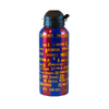 Barcelona - Club Crest & Players Names Water Bottle (2016/17)