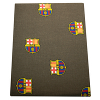 Barcelona - Club Crest Printed Table Cloth - Cover