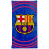 Barcelona - Club Crest Pulse Beach Towel