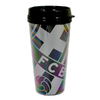 Barcelona - Club Crest React Travel Mug