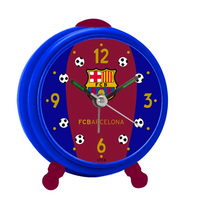 Barcelona - Round Table Clock - Cover