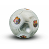 Barcelona - Club Crest & Players Signatures Silver Football (Size 1)