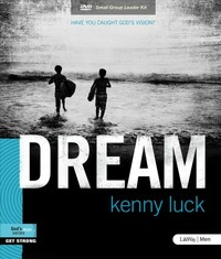 Dream - Kenny Luck (Hardcover) - Cover