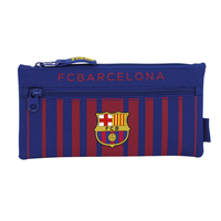 Barcelona - Club Crest Twin Pencil Case (26cm) - Cover