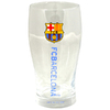 Barcelona - Wordmark Club Crest Pint Glass