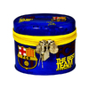 "Barcelona - Club Crest & Text ""FCB The Best In The World & FCB 1899"" (Zipped Oval Tin Coin Bank)"